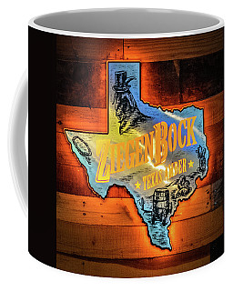 Texas Amber Coffee Mug