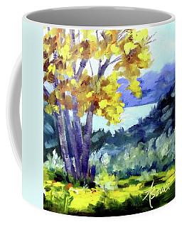 Texas Hillcountry Fall  Coffee Mug