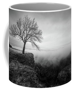 Coffee Mug featuring the photograph Thacher Scenic Overlook by Brad Wenskoski