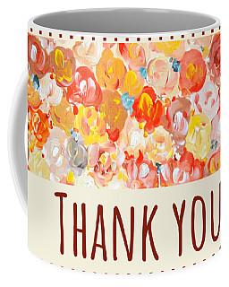 Thank You #2 Coffee Mug
