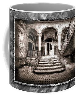 The Abandoned Staircase Coffee Mug
