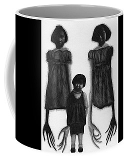 The Abberant Sisters - Artwork Coffee Mug