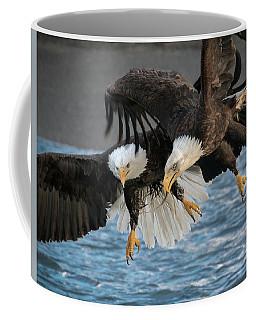 The Aerial Joust Coffee Mug