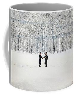 The Agreement Coffee Mug