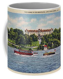 The Alamac Or Breslin Hotel Coffee Mug