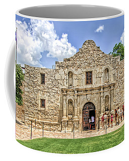 The Alamo, San Antonio Texas Coffee Mug