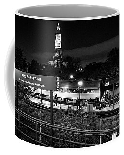 Coffee Mug featuring the photograph The Alx by Lora J Wilson