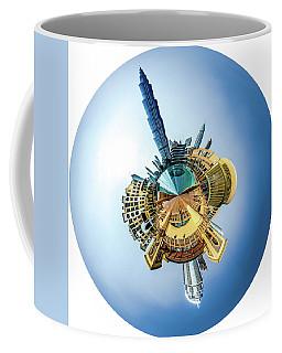 The Amazing Burj Khalifa Coffee Mug