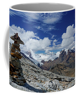 The Andes Coffee Mug