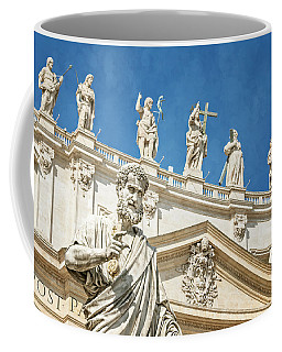 The Apostle Peter Vatican City Coffee Mug