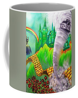 The Arrival Revisited Coffee Mug