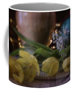 The Art Of Passion Coffee Mug