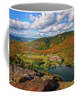 The Balsams Resort Autumn. Coffee Mug