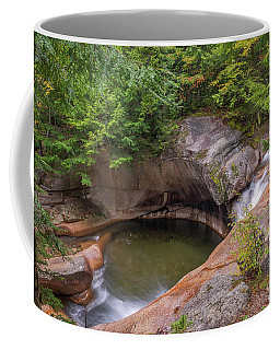 Coffee Mug featuring the photograph The Basin From Above by Sharon Seaward