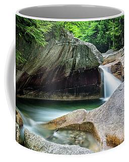 The Basin, Springtime Nh Coffee Mug