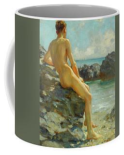 The Bather, 1924 Coffee Mug