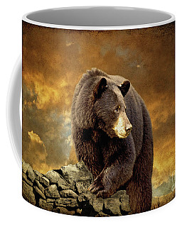 The Bear Went Over The Mountain Coffee Mug