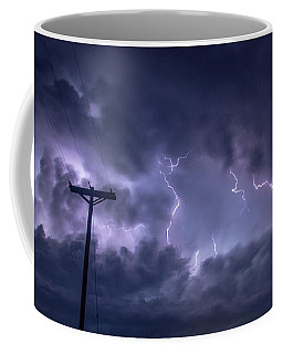 The Best Supercell Of The Summer 043 Coffee Mug