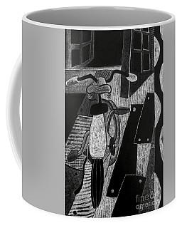 The Bicycle. Coffee Mug