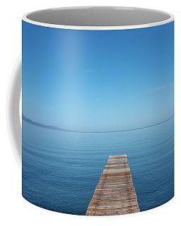 The Big Deep Blue Coffee Mug