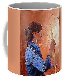 The Black Hmong Princess Coffee Mug