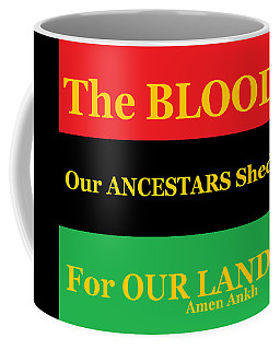 The Blood Coffee Mug