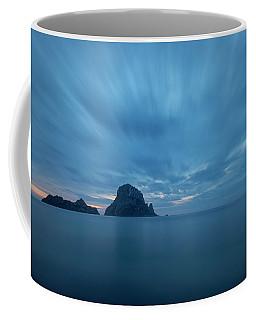 The Blue Hour In Es Vedra, Ibiza Coffee Mug