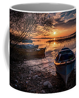 The Boats-1 Coffee Mug