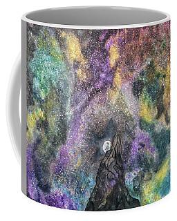 The Boy Who Followed The Moon  Coffee Mug