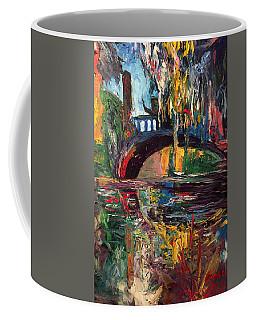 The Bridge At City Park New Orleans Coffee Mug