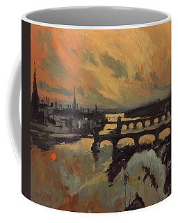 The Bridges Of Maastricht Coffee Mug