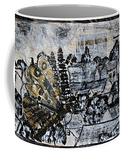 The Butterfly Affect Coffee Mug