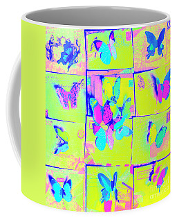 The Butterfly Courier Coffee Mug