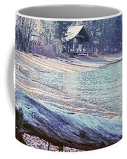 The Cabin Coffee Mug