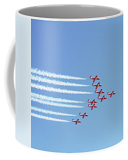The Canadian Snowbirds Coffee Mug