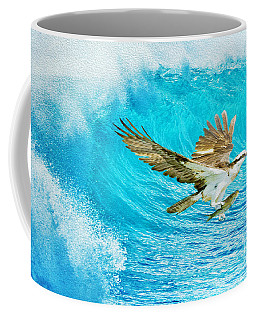 The Catch Coffee Mug