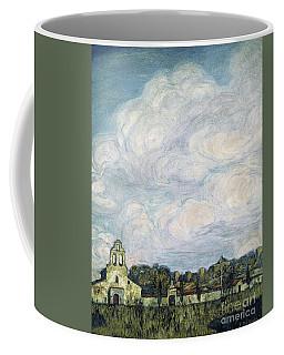 The Cemetery Of Avila Coffee Mug