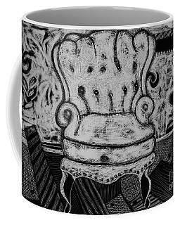 The Chair. Coffee Mug