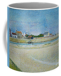 The Channel Of Gravelines Grand Fort Philippe Coffee Mug