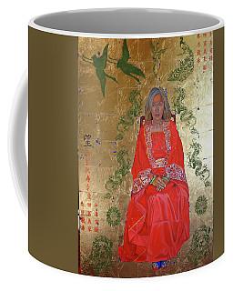 The Chinese Empress Coffee Mug