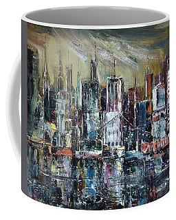 The City Awakens Coffee Mug