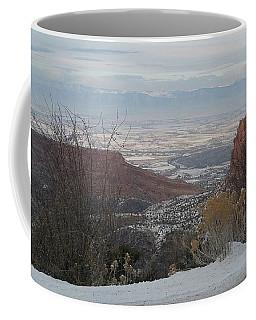 The City Below Coffee Mug