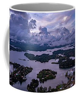 The Clouds At Penol Coffee Mug