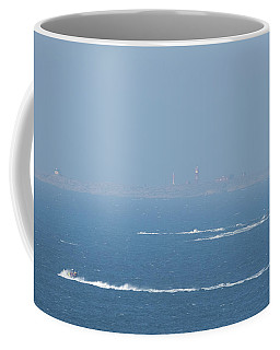 The Coast Guard's Rib Coffee Mug