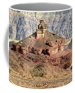 The Colored Bolt Hill At Sunrise Coffee Mug