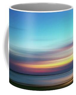 The Colors Of Dusk Coffee Mug