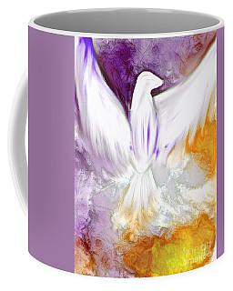 The Comforter Has Come Coffee Mug