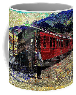 The Conductor Coffee Mug