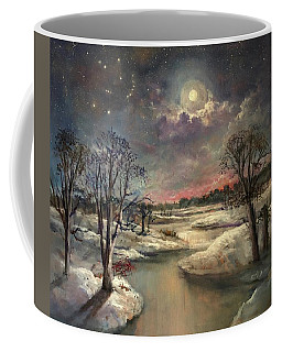 The Constellation Orion Coffee Mug