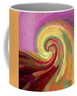 The Consumption Of Fire Coffee Mug